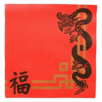 SERVILLETA GAMA CHINA - 40X40