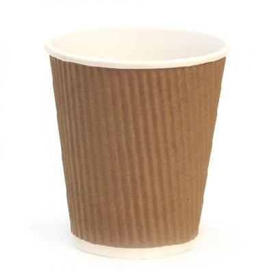 VASO KRAFT DE CAFÉ PARA LLEVAR - 180 ML