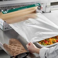 Rollos de film y aluminio