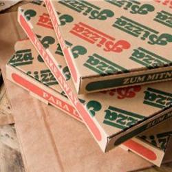 Envases para pizzería