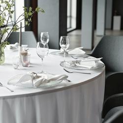 Manteles línea blanca