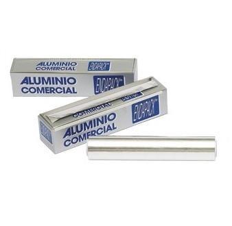 ROLLO ALUMINIO INDUSTRIAL -  0,40x250 M