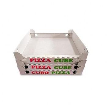 BASE APILABLE PARA PIZZA - FORMATO CUBO