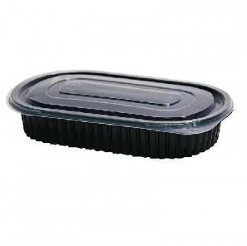 1.000 ML - BASE RECTANGULRA NEGRA HOTMEAL