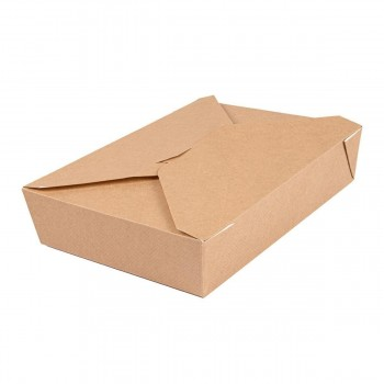 BOX MENÚ ESTANCO THE PACK 214/198x157/140x48 MM