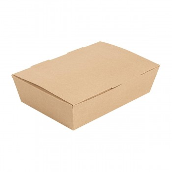 BOX LUNCH KRAFT THEPACK - 200x140x50 MM (360 unidades)