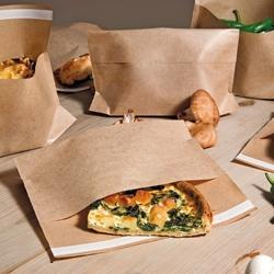 Bolsas alimentarias de papel